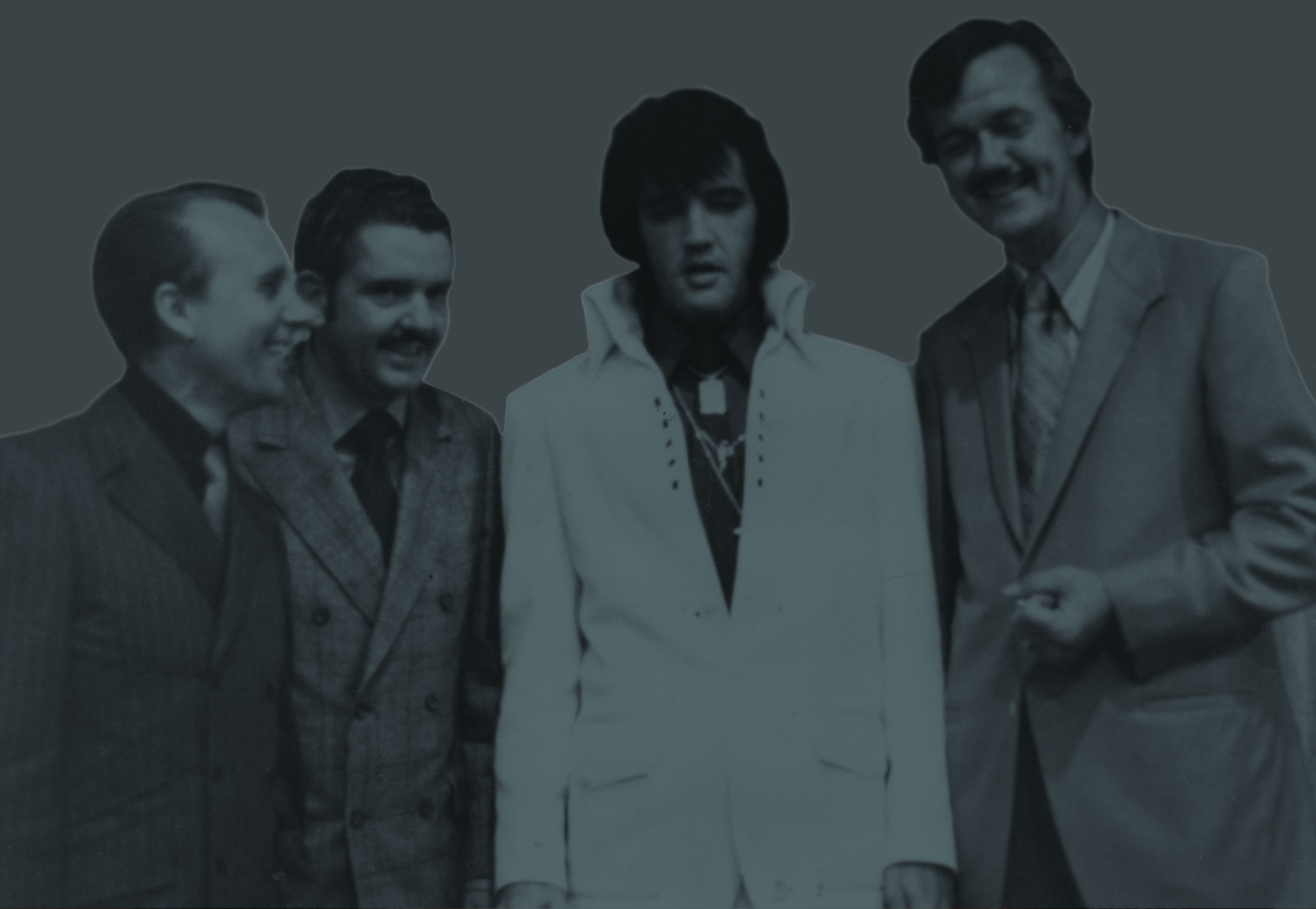 The Blackwood Brothers with Elvis