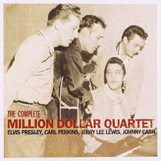 Million Dollar Quartet album art