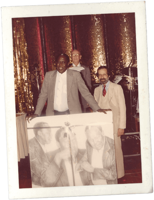 Irvin Salky - Ceremony