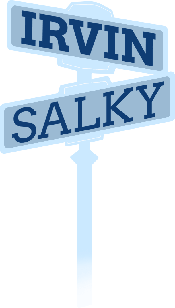 Irvin Salky - title