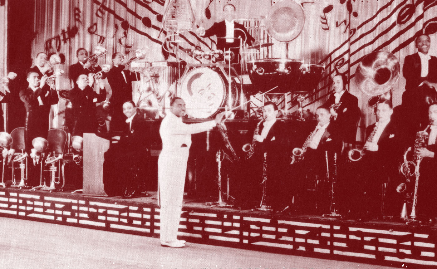 Jimmie Lunceford and band