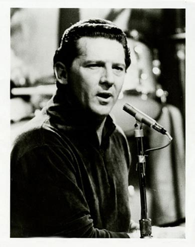 Jerry Lee Lewis' Mercury Records promotional photo