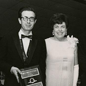 Jim Stewart & Estelle Axton
