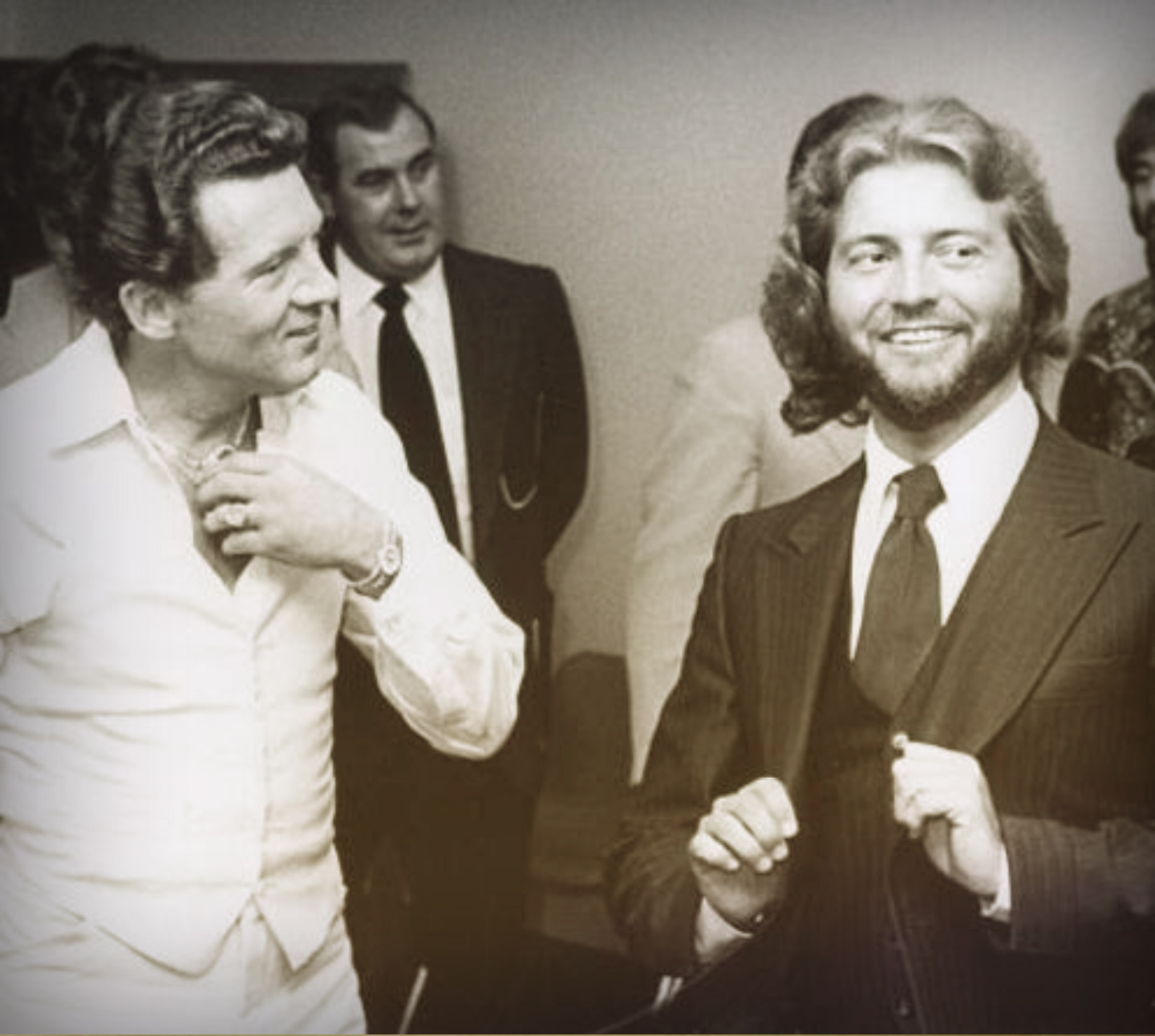 Knox and Jerry Lee Lewis