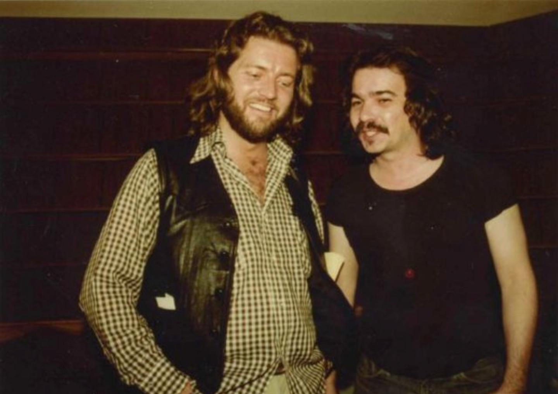 Knox and John Prine