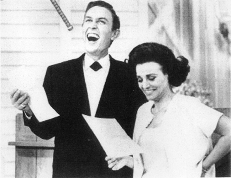 Kay and Jimmy Dean