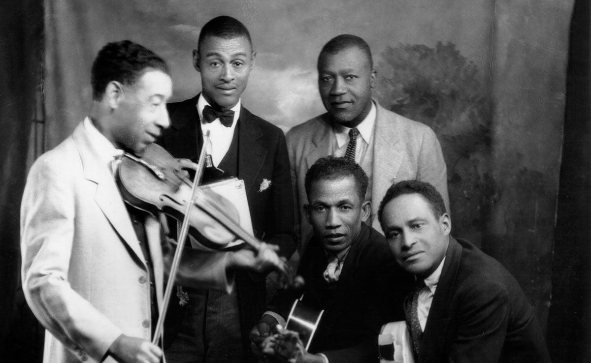 The Memphis Jug Band group image