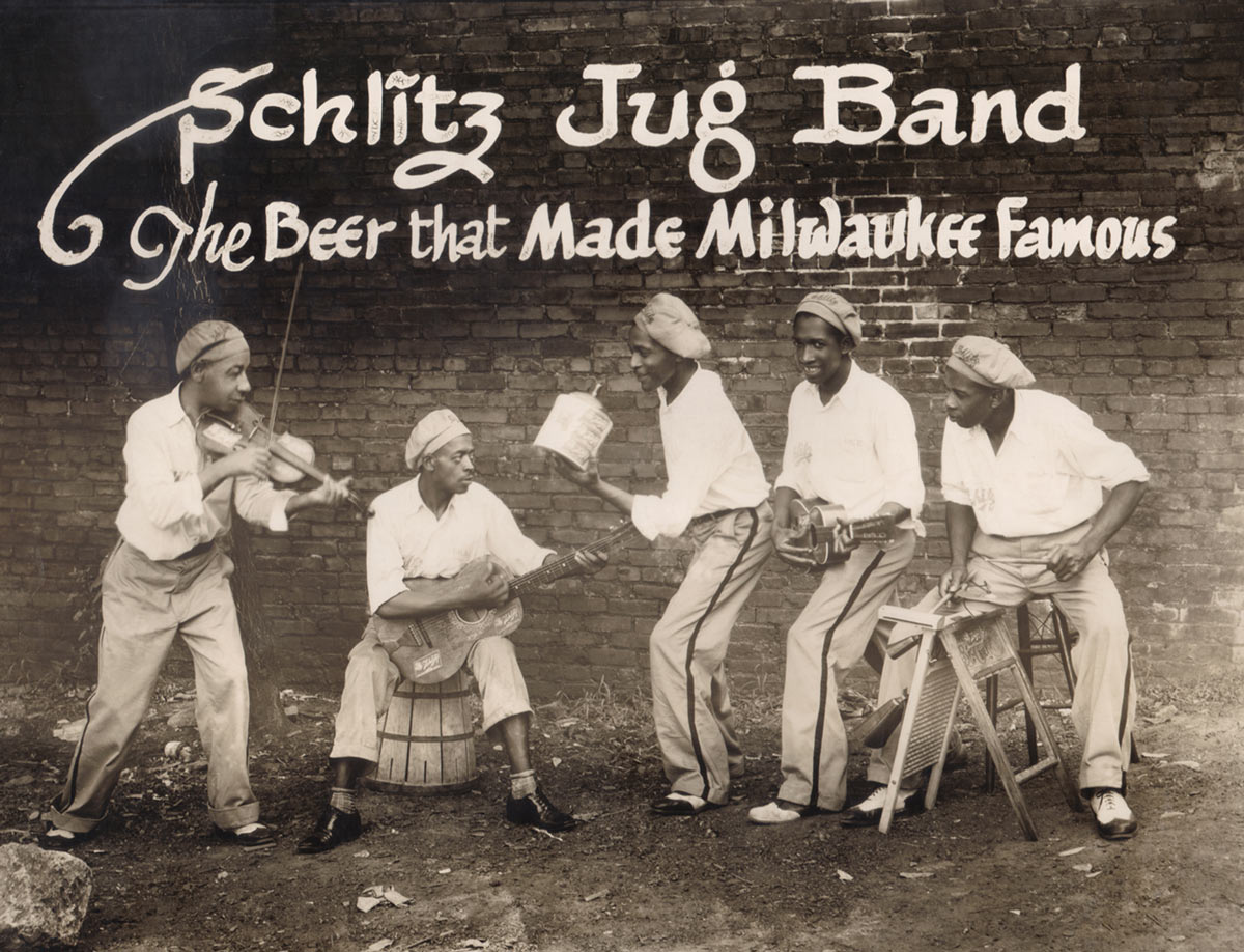 Schlitz Jug Band - The Beer that Made Milwaukee Famous