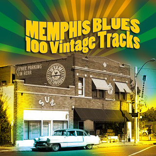Memphis Blues - 100 Vintage Tracks
