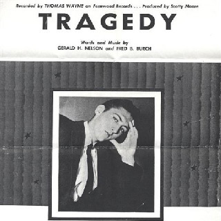 Tragedy Alubm Cover
