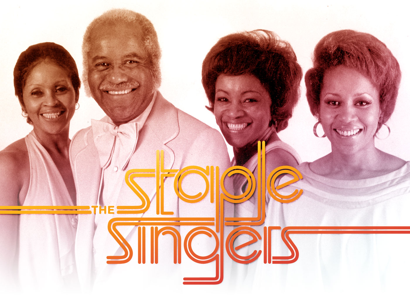 The Staple Singers, early 1970s