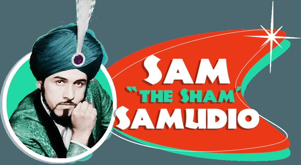 Sam 'The Sham' Samudio Banner