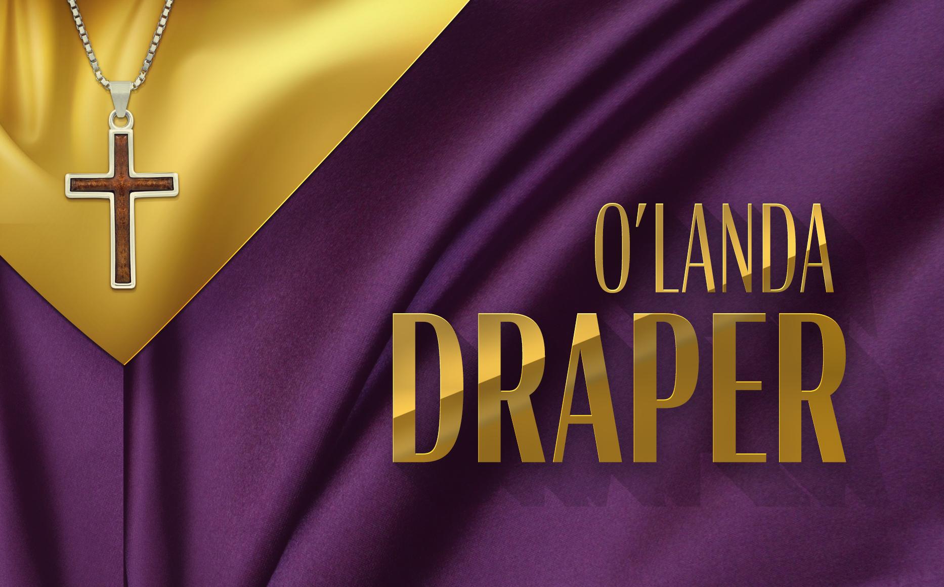 O'Landa Draper