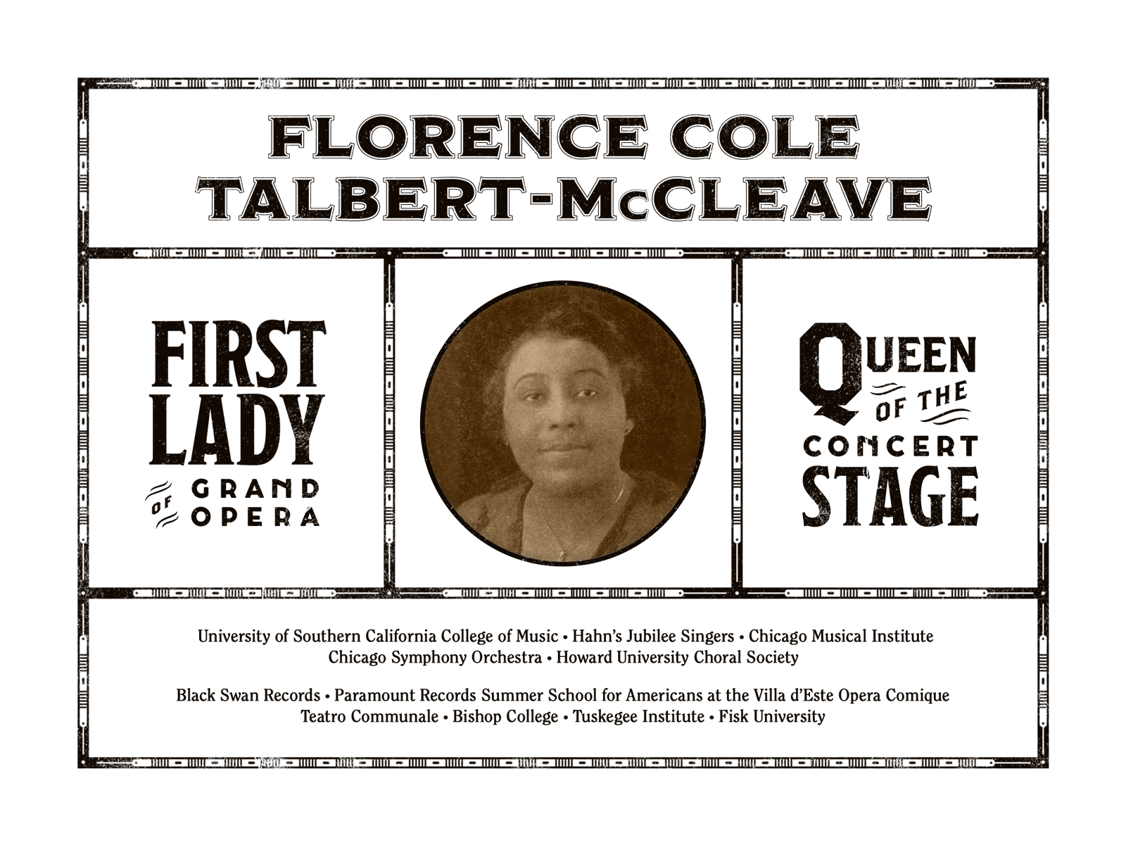 Florence Cole Talbert-McCleave